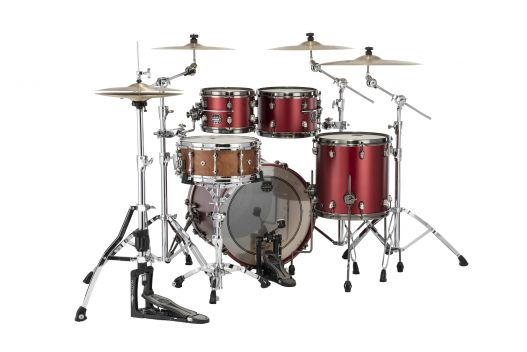 Saturn Evolution Maple, SE504XM, Tuscan red (BPA)