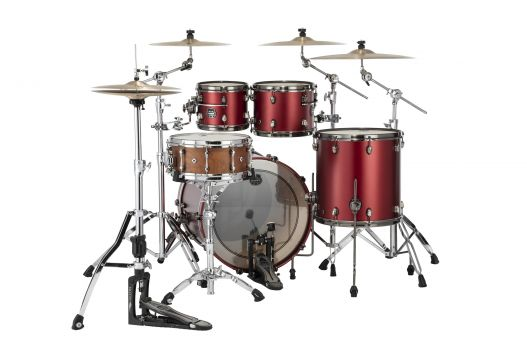 Saturn Evolution Maple, SE529XM, Tuscan red (BPA)