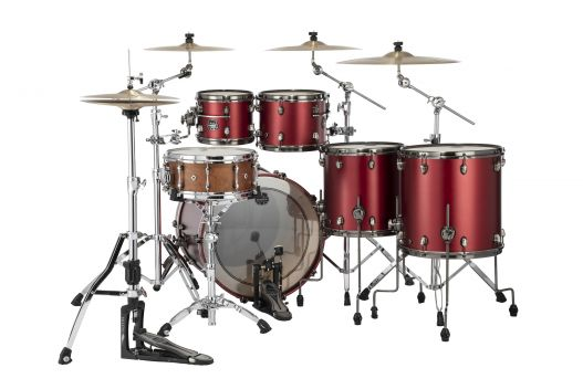 Saturn Evolution Maple, SE628XM, Tuscan red (BPA)